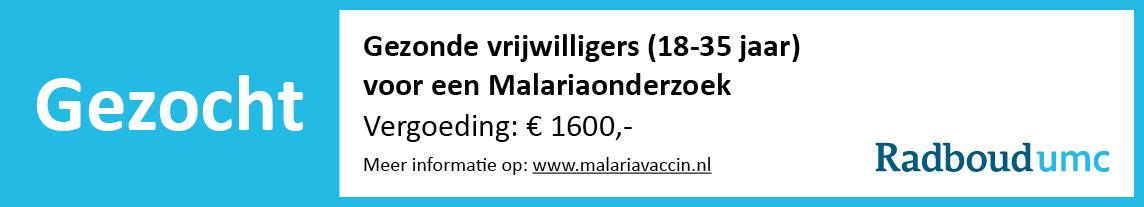 Malariaonderzoek